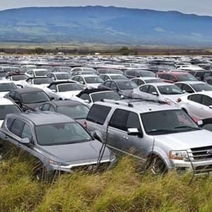 The truth about unsold suv prices.
