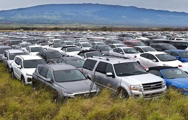 Unsold SUV prices have potential vehicle buyers taking note.