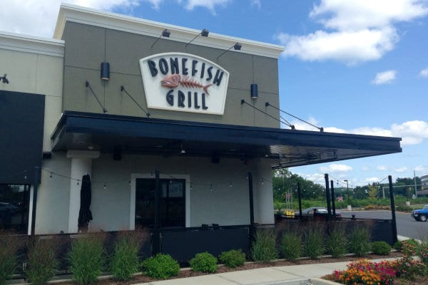 A Bonefish Grill location.