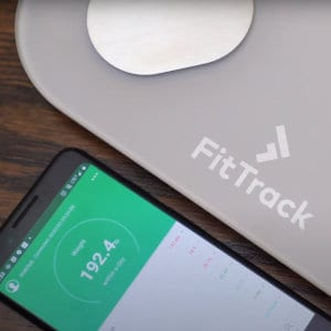 FitTrack & its mobile app.