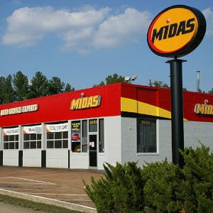 A Midas location.