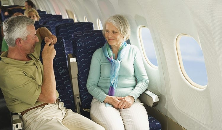 Which airlines offer senior discounts?