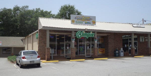 A Blimpie location.