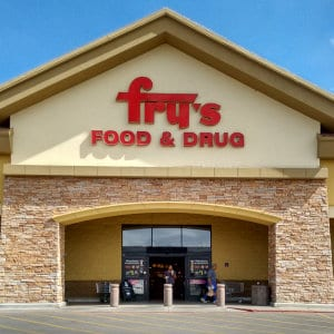 A Fry's location.
