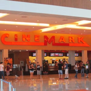 A Cinemark location.