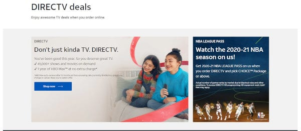 Is there a DirecTV senior discount?