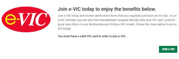 Some of the benefits of e-VIC.