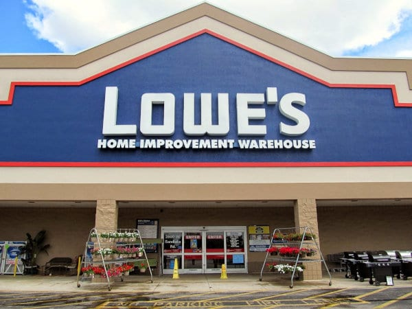 Is there a Lowe's senior discount?