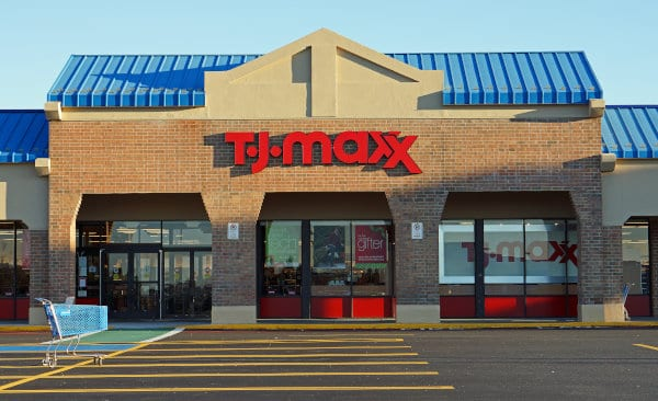 A TJ Maxx location.