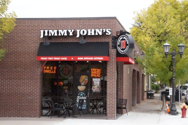 Is there a Jimmy John's senior discount?