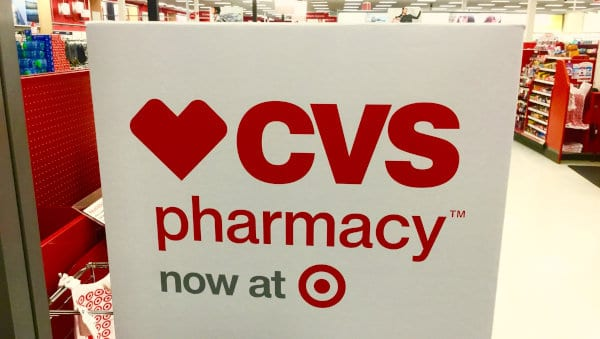 Is there a CVS Senior Discount? Image for CVS pharmacy at Target.