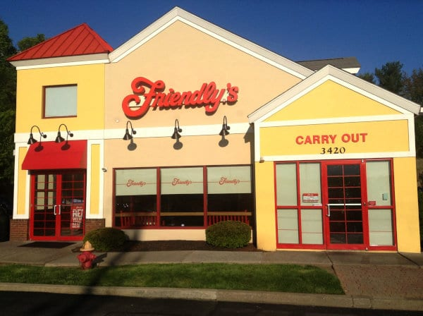 Is there a Friendly's senior discount?