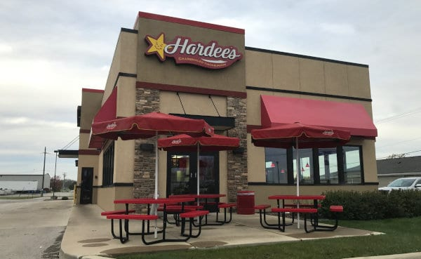 There is a Hardee's senior discount at some locations, but you'll have to check with your local restaurant.