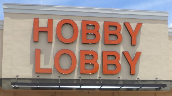 Hobby Lobby doesn't have a senior discount, but there are other ways to save.