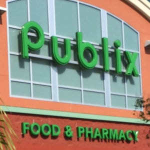 Some Publix locations offer 5% senior discounts on Wednesdays.