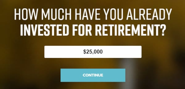 If you have some money saved up already, your journey to retirement will be easier.